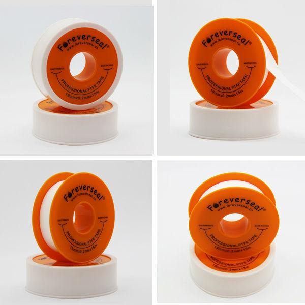 19 mm professionnel tuyau de gaz bande PTFE ruban hermétique fil