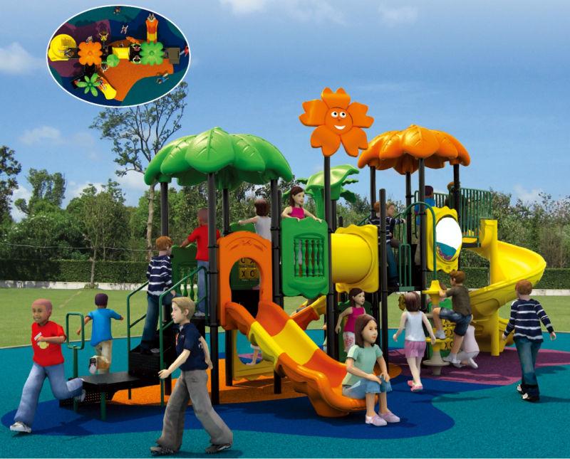 2014 Hot Sale Good Design Playground Games Kids