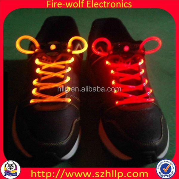 shoelace and shopping bag lace