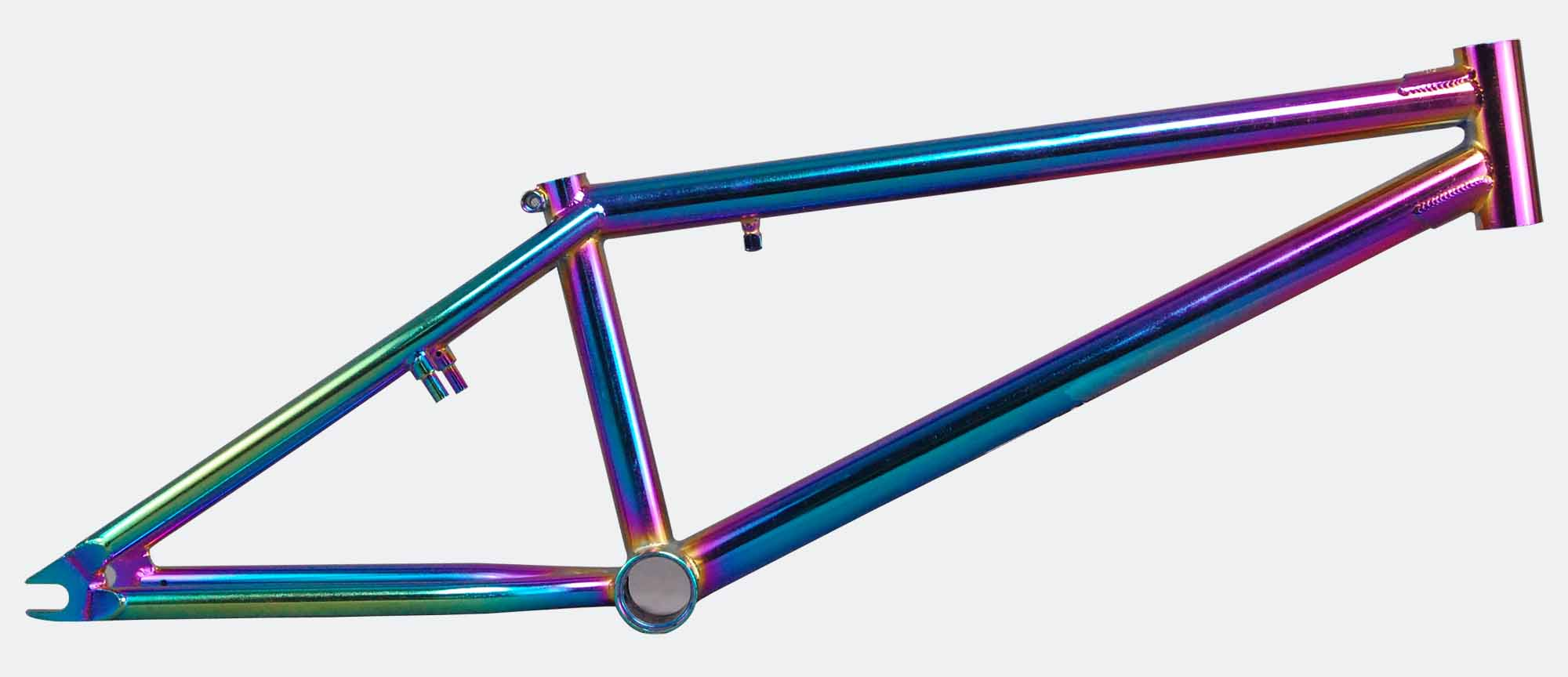 how to find fram color in bike