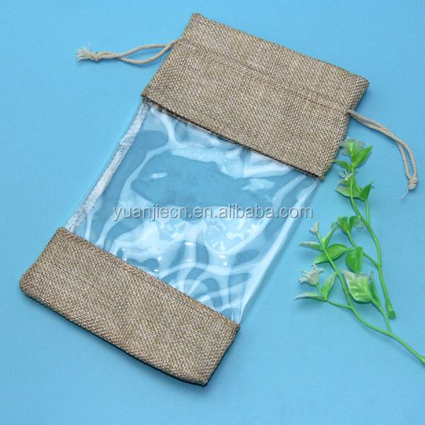Mini Types String Container Unbleached Lipton Yellow Organizer Hemp Tea Bag