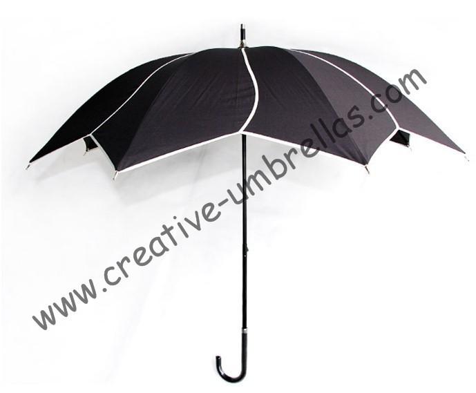 Lotus leaf umbrellas,100%sunscreen,UPF>50+,210T cotton,long ... on
