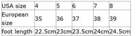 Женские кеды Lanyu 35/39 LY88608W