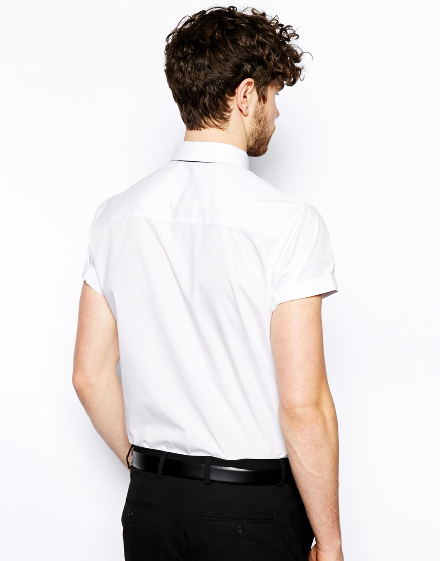 Empty Shirt Designs For Men Cotton Fabric Mens Dress