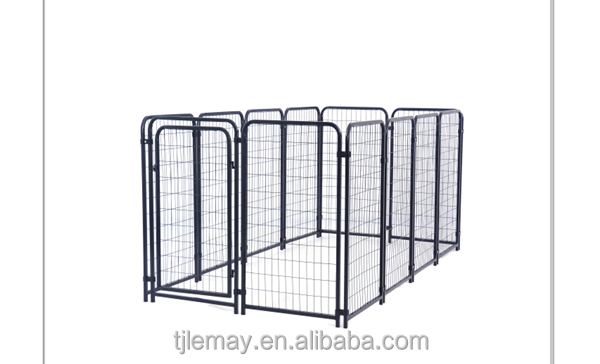 5*10*4 heavy duty kennel handmade dog cage in China