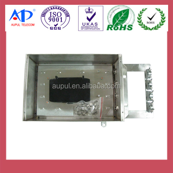 OPGW / ADSS Outdoor Waterproof Fiber Splice Box