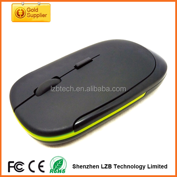 mini USB 2.4G ergonomics wireless mouse,3D computer optical mouse