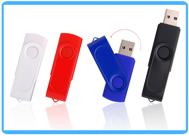customize plastic usb drive flash 1/2/4/8/16/32GB,most popular,hot-selling swivel usb,
