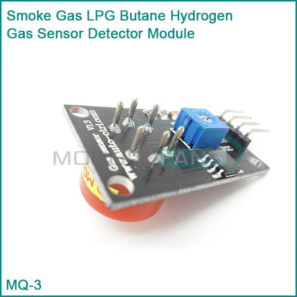 Solu Mq-7 Carbon Monoxide Co Gas Sensor Detection
