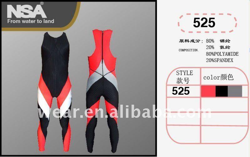 NSA уникальный дизайн тела лайкра купальники Лайм водонепроницаемый Мужские боди плавательный гидрокостюм гидрокостюмы 525