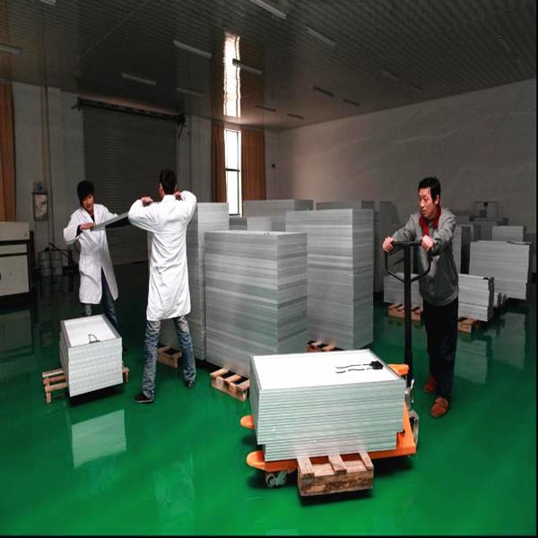 5 years warranty high efficiency 280W mono solar cell