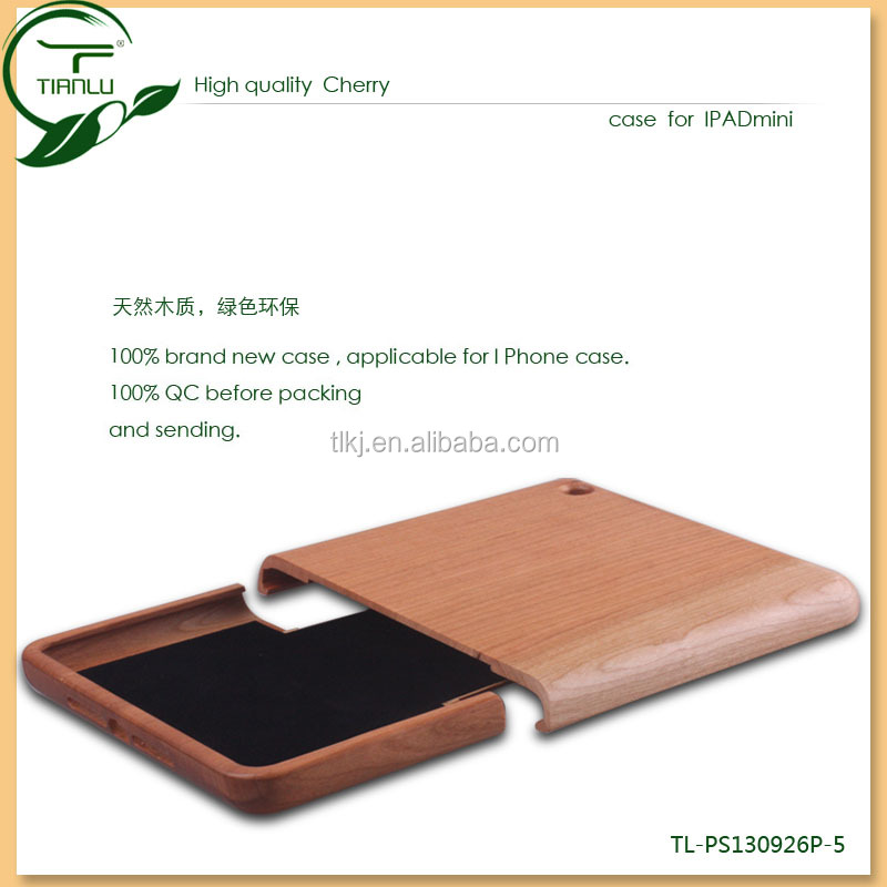 Real manufacturer good looking wood case for ipad mini,Factory Sale Luxury Case for iPad Mini