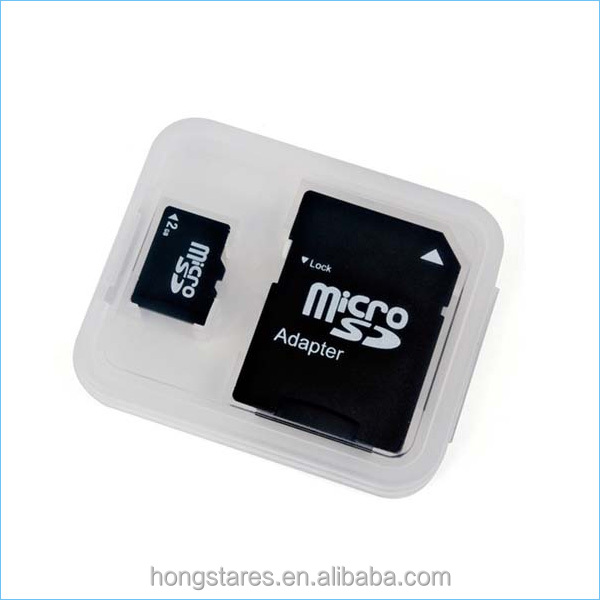 wholesale price micro sd memory card 2gb with adapter