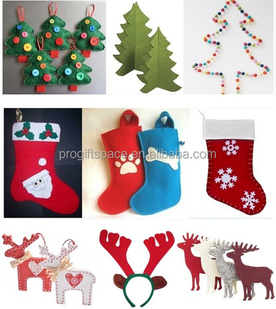 2015 new product hot sale handmade tree santa claus craft for Christmas decoration sales 2016