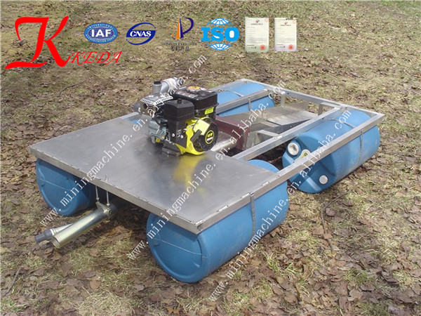 Small Gold Mining Dredges : Mini gold mining dredger for sale view