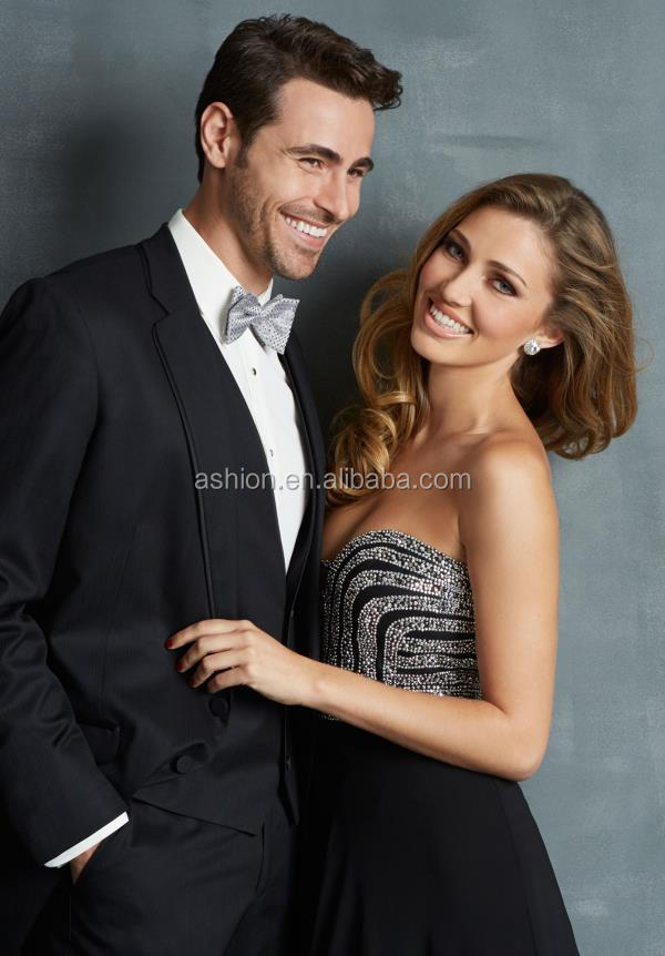 ED 2785 Royal blue 2014 long sexy evening gowns sexy deep neck ...