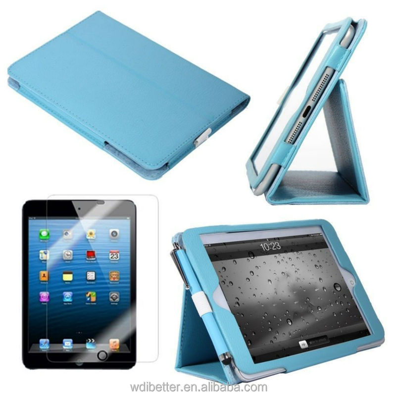 For IPad mini 2 Case,Leather Case For IPad mini 2