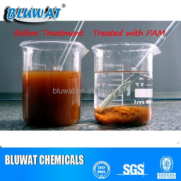 MSDS Polyacrylamide / PAM / Anionic Polyacrylamide