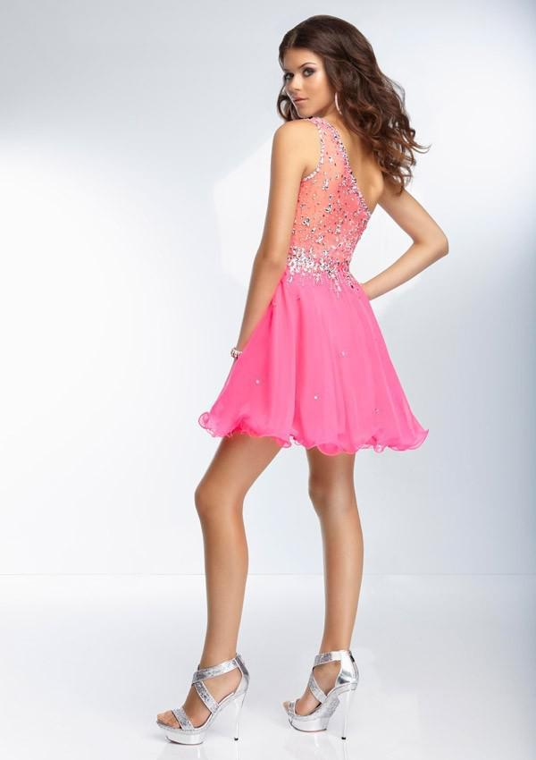 Pink Graduation Dresses For Grade 8 - Holiday Dresses
