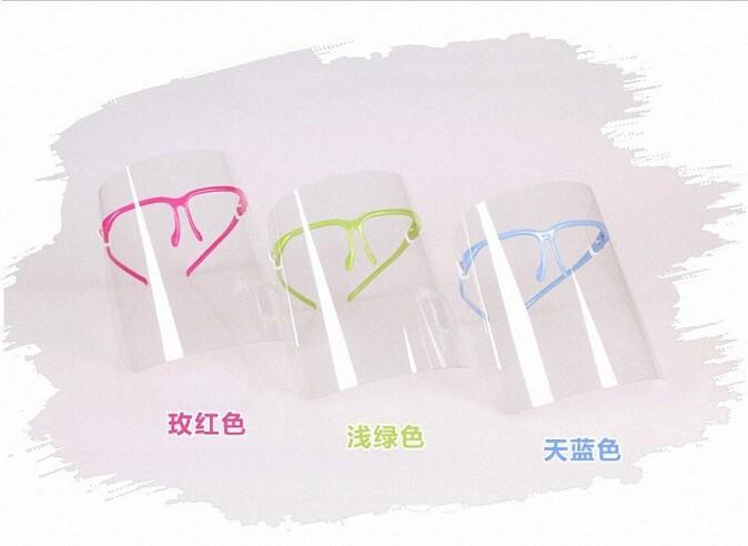 Кухня мода женщина анти - маски разлива нефти, езда очки творческой кухне хороший помощник 3 цвета
