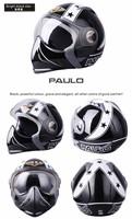 Шлем для мотоциклистов Paulo S530 2