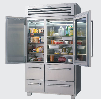 168bottles Transparent Glass Door Refrigerator For Sale,With ...