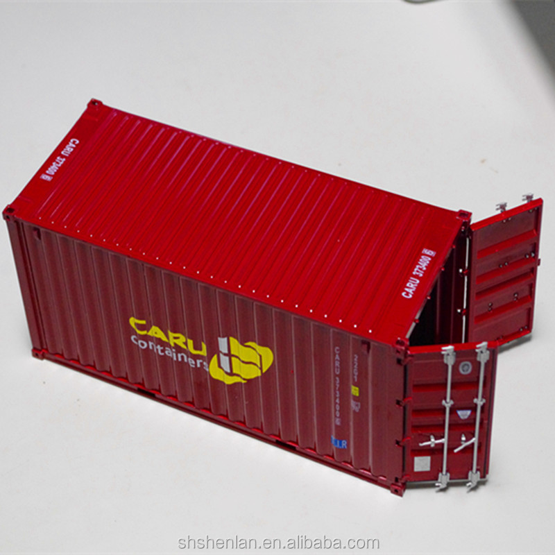 1 30 Scale Models Shipping Container Models View Scale