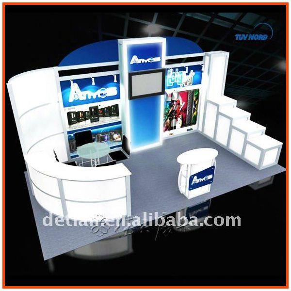 Exhibition Stand Design Specifications : Usine prix conception spéciale professionnel personnalisé
