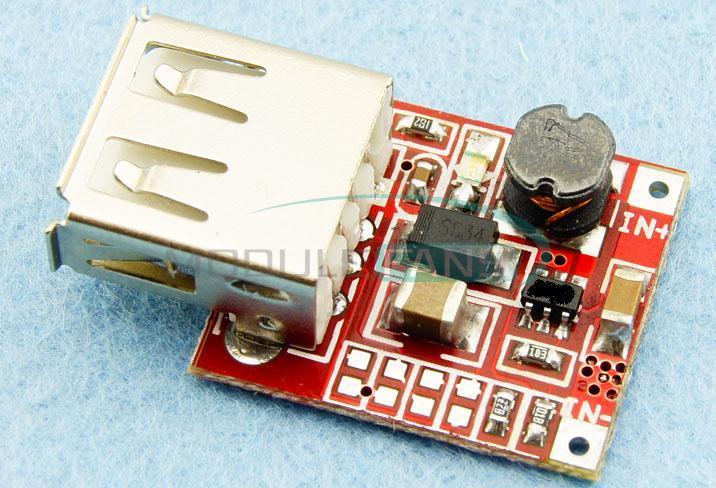 Повышающий модуль с 37 до 5 вольт своими руками 84