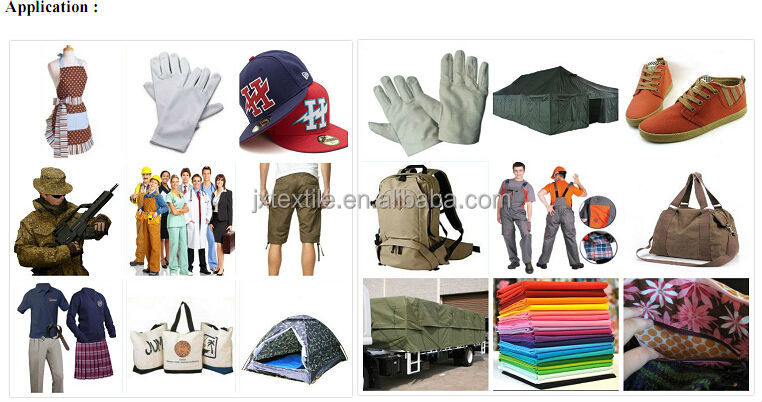 T/C twill workwear fabric, polyester cotton dyeing and printed fabric,for Workwear/ Uniform/ Cap/ Bags/ Luggage/ Home textile