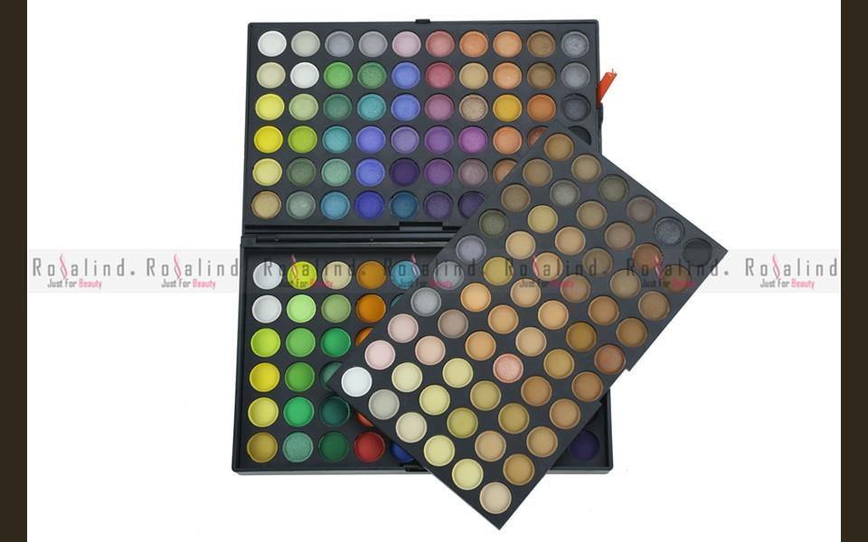 Розалинд новый профессиональный 180 цветов теней для век тени макияж составляют палитру комплект fexport, 180b