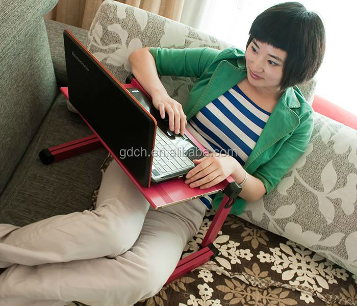 Using Laptop on Bed Bed Folding Laptop Table