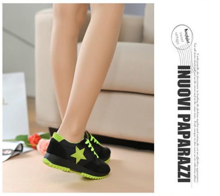 Женские ботинки 50% Trainning XYYL-140519-01