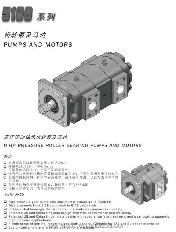 Gear Motor Price Hydraulic Hydraulic Power Units Micro Hydraulic Motors On Motors