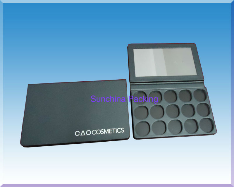 Paper Eyeshadow Box for Cosmetic Packing