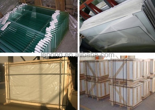 4mm clear ceramic glass for fireplace