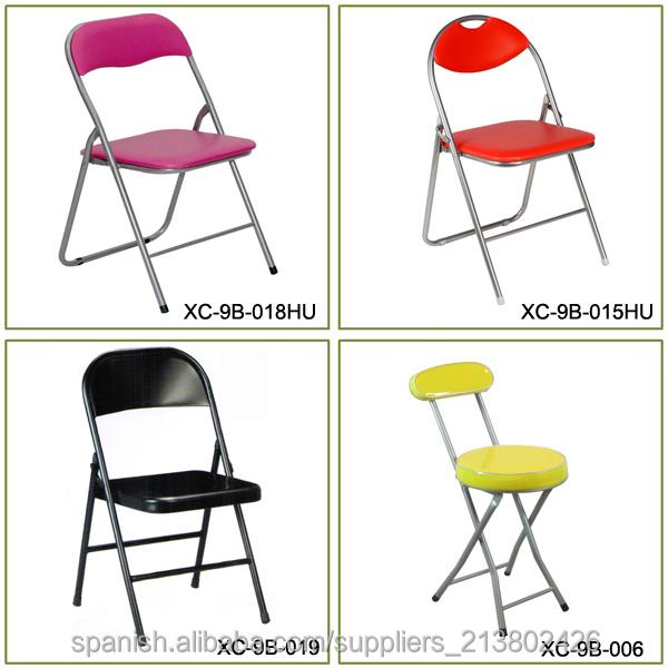 Sillas de cocina plegables fabulous silla plegable for Sillas para cocina