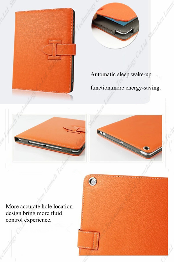hot china products wholesale flip tablet leather cases