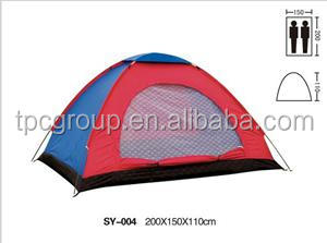 Waterproof Single Tent double layer outdoor ultra-light aluminum camping Tent