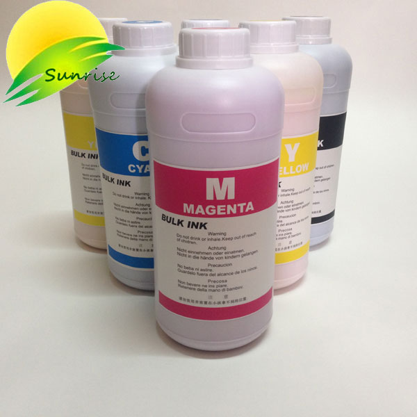 water based sublimation ink/neon/fluoresc sublimation ink for Epson F6070, 6080 series/ Mimaki JV33, JV5, no clogging print head