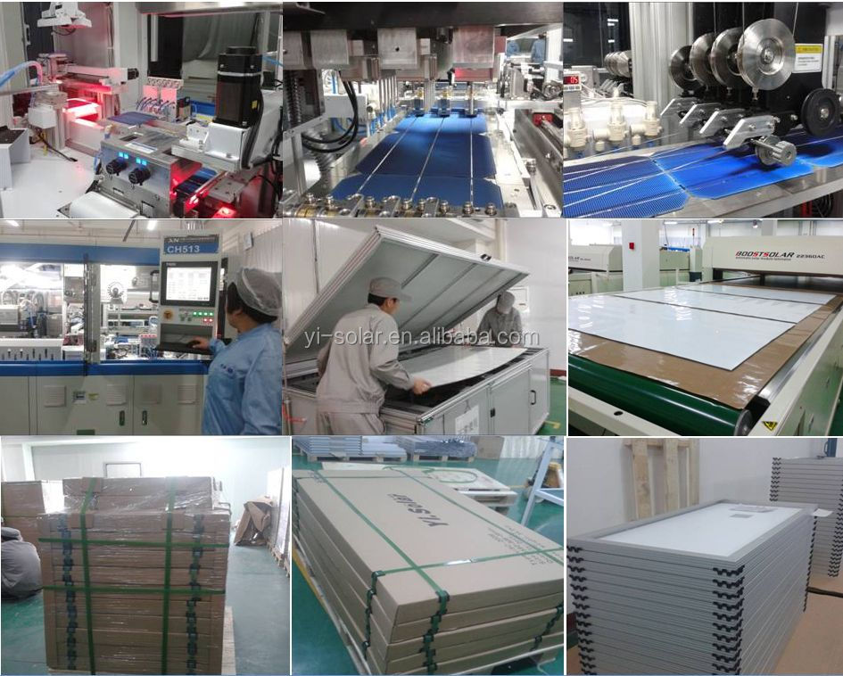 China Solar panel 10W 30W 50W 70W 80W 90W 100W 130W 150W 200W 230W 250W 260W 300W 10MW 50MW PV power plant Solar PV system