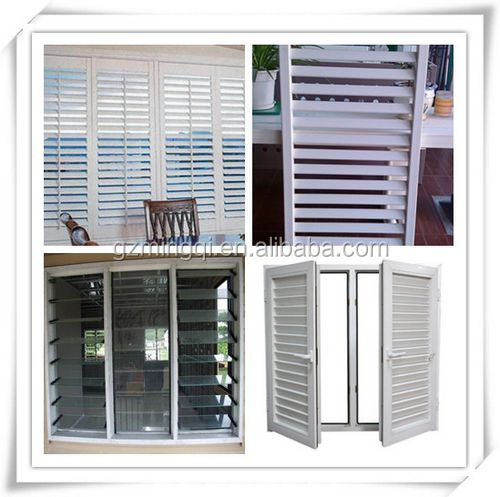 Upvc pvc grille design house sliding screen window for Window net design