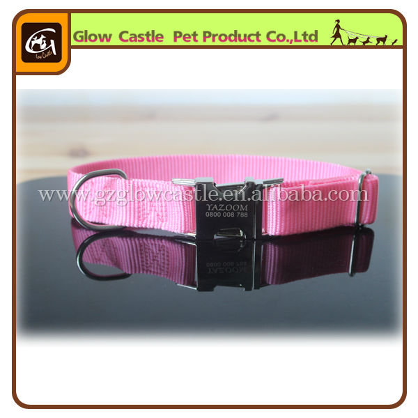 2014 NEW Metal Engraved Personalized Dog Collar (5).jpg