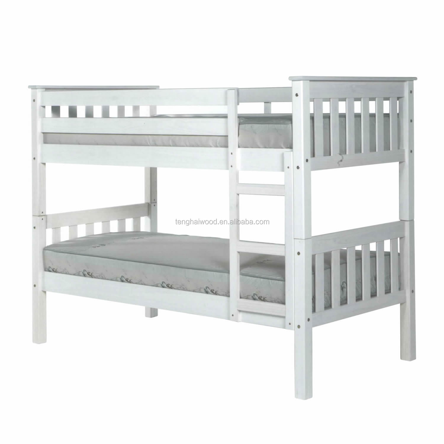 Double deck bed wood buy double deck bed wood product on for Double deck bed images