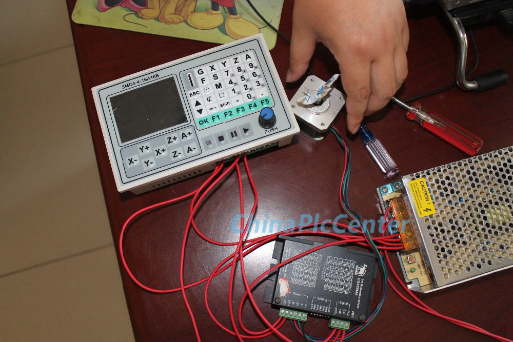 Offline CNC controller SMC4-4-16A16B