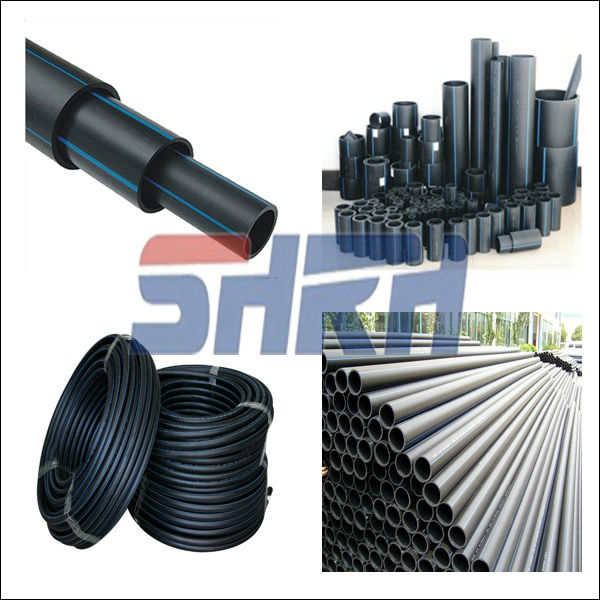 pe plastic pipe pe gas pipe 630mm diameter pe pipe
