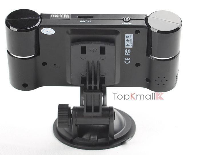 Автомобильный видеорегистратор Blakview 2.7 HD DVR DVR F30 1280 x 480