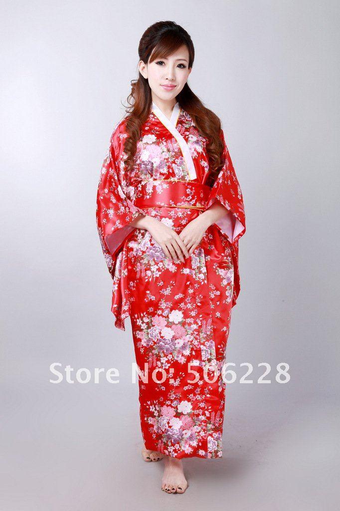 Японское Платье Кимоно 116