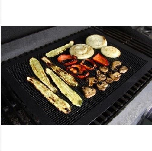 Reusable Non Stick Mesh Oven Tray Sheet Grill Pan