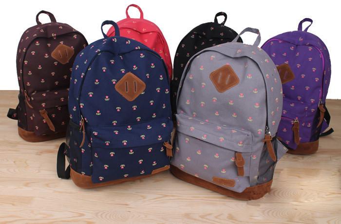 Рюкзаки для подростков девочек модные